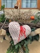 19th May 2020 - Old Christmas heart.