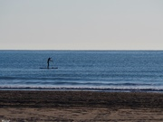18th May 2020 - Paddle surfing