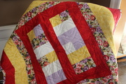 17th May 2020 - Quilt - unfolded