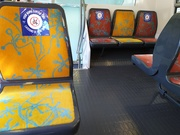 18th May 2020 - Social distancing in commuter train