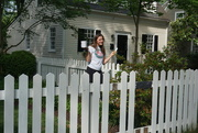 19th May 2020 - Painting the Picket Fence