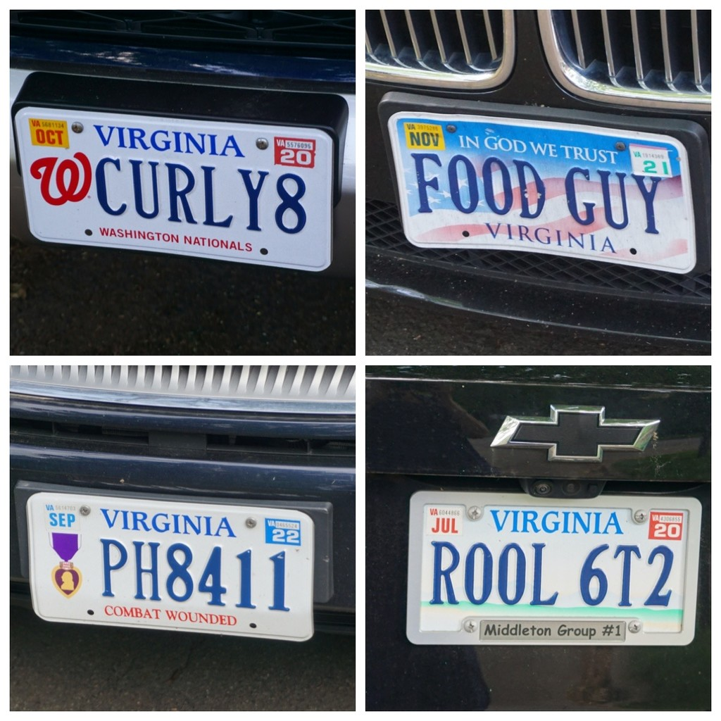 The Story Behind the Plates by allie912