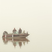 19th May 2020 - Fishing in the Fog