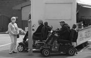 18th May 2020 - Social Distancing at The Burger Van (Vintage Helios 44-2 58mm f2 lens)
