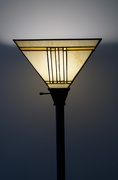 19th May 2020 - Ten lines in a lampshade