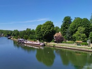 20th May 2020 - Walk along the seine