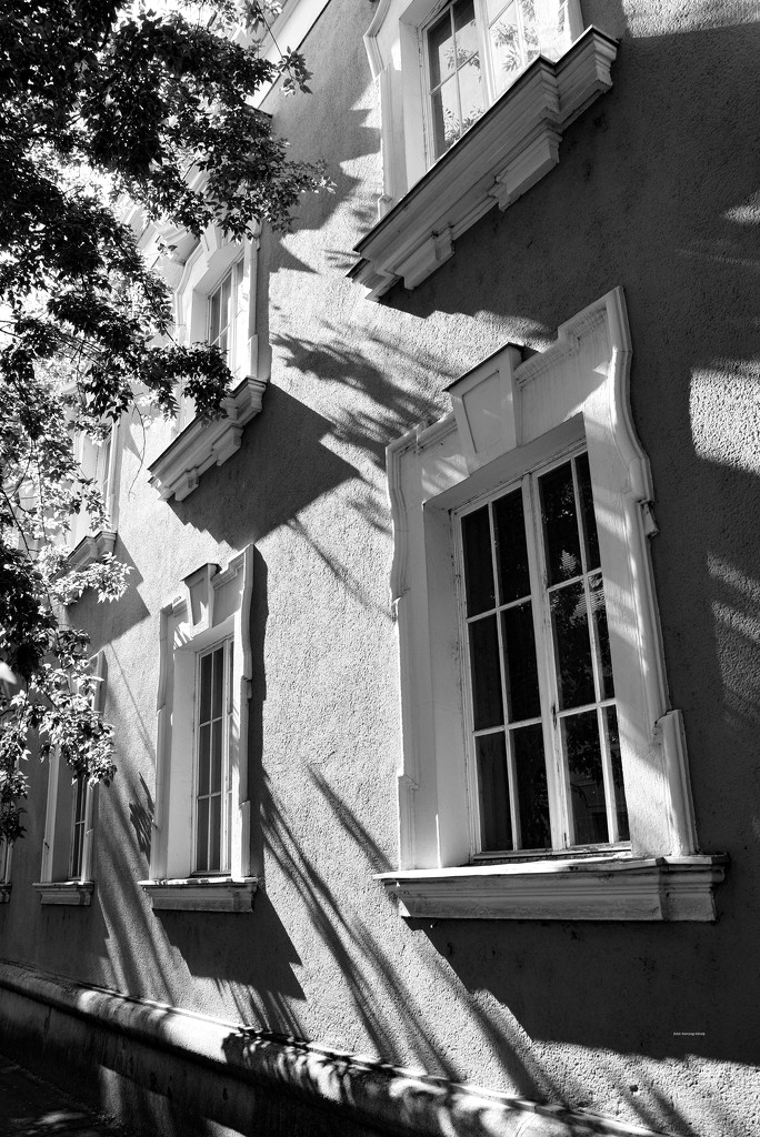Shadows and windows by kork