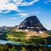 Glacier National Park Panorama