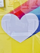 22nd May 2020 - Big white heart.