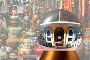 22nd May 2020 - Snowglobe at the Souq!