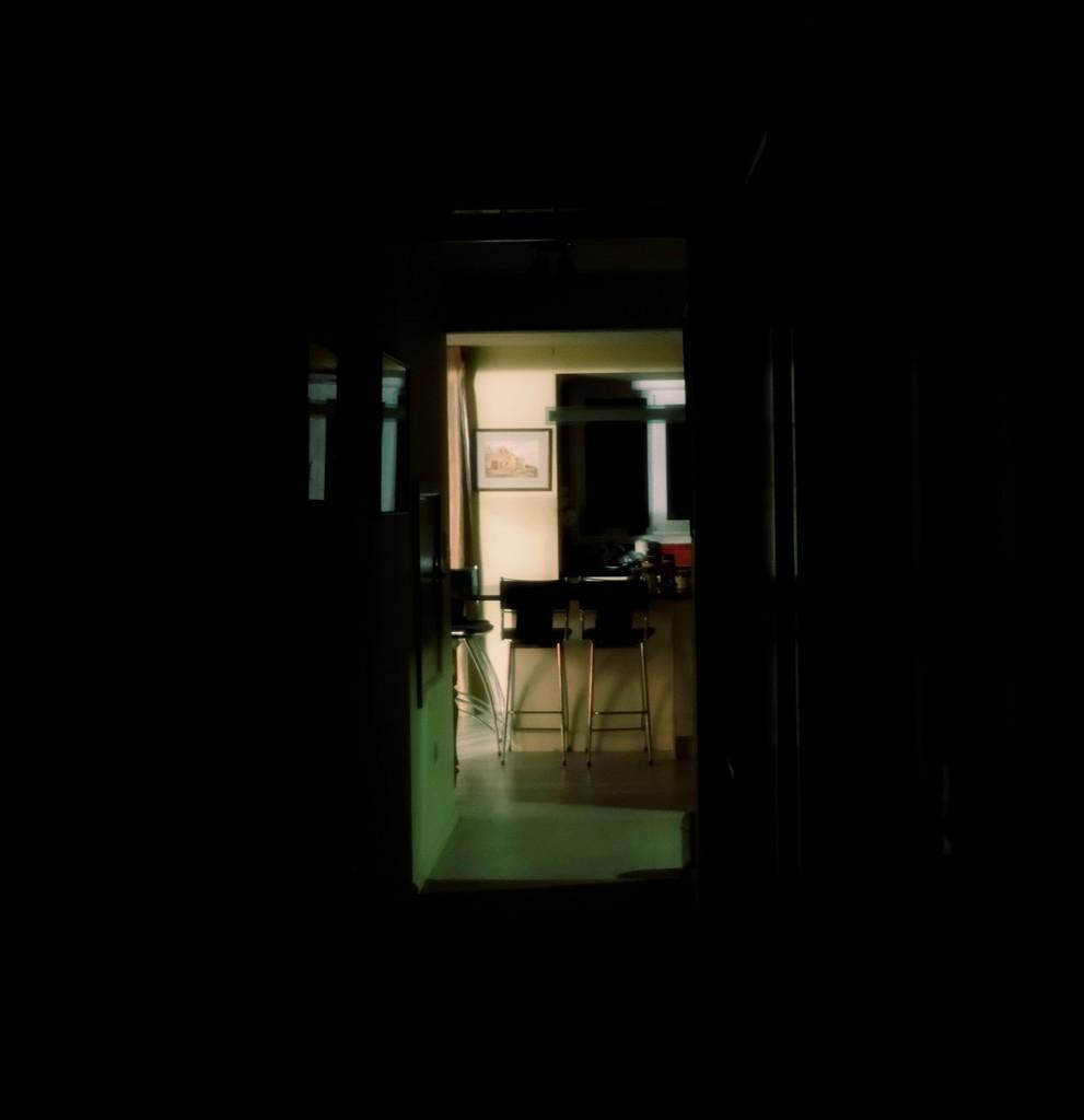 The Dark Passage by maggiemae