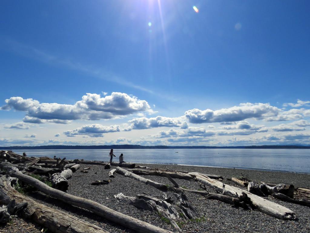 Beach Time by seattlite