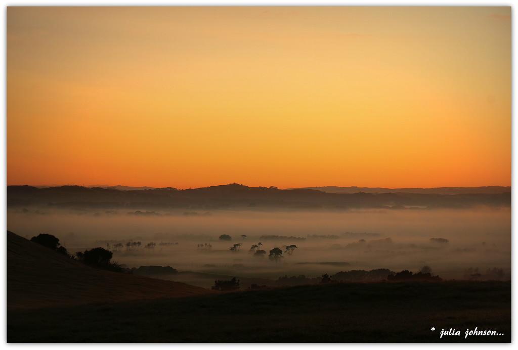 Foggy Blanket... by julzmaioro