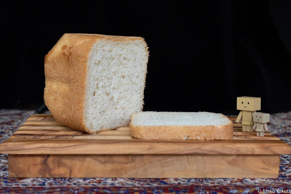 Look! Joan's bread recipe is delicious! by jyokota