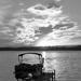 Saratoga Lake Sunset