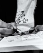 24th May 2020 - Diana's sketches
