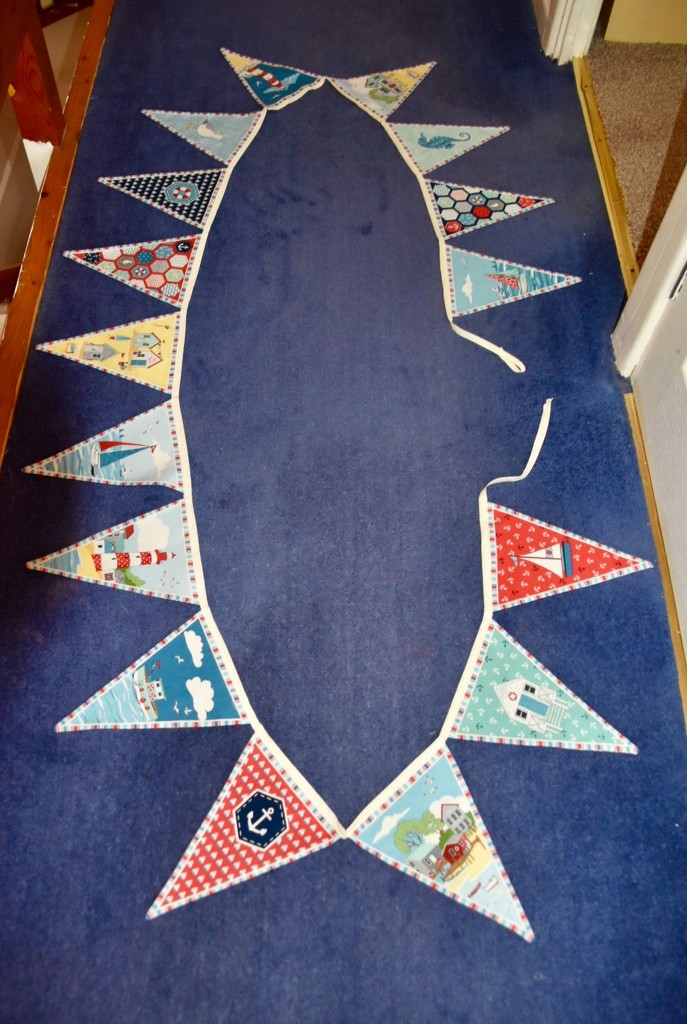 Bunting by gillian1912
