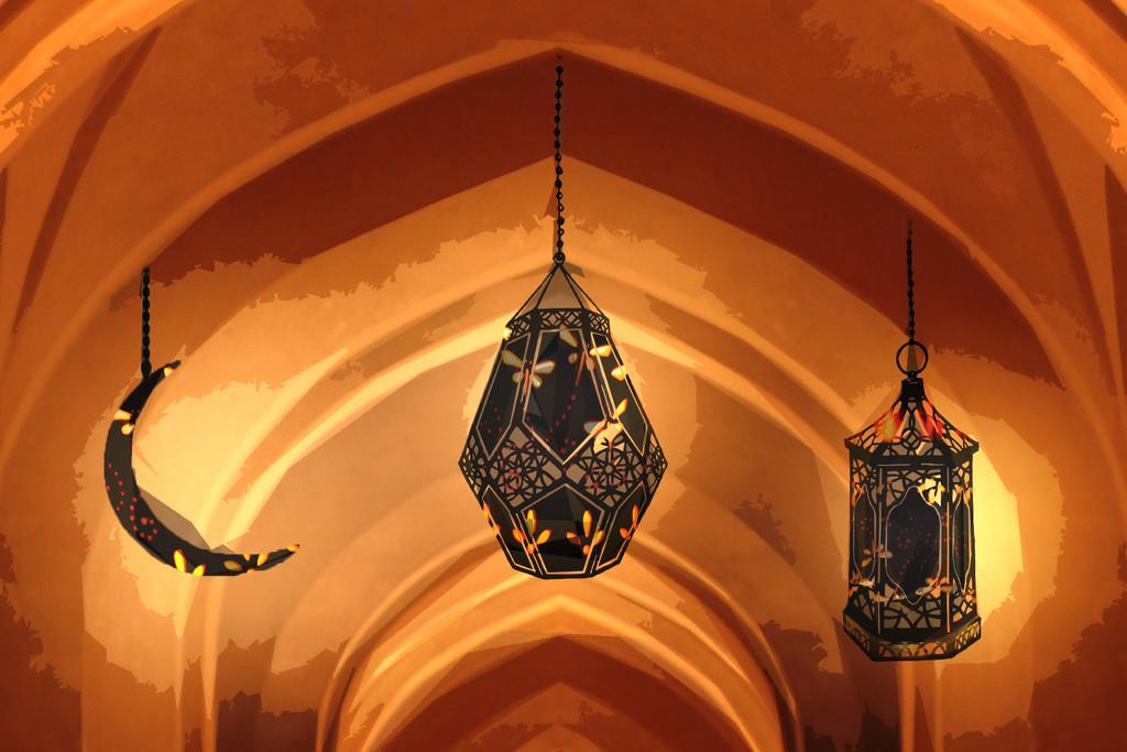 Eid Mubarak by ingrid01