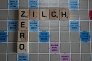 26th May 2020 - Zilch/Zero