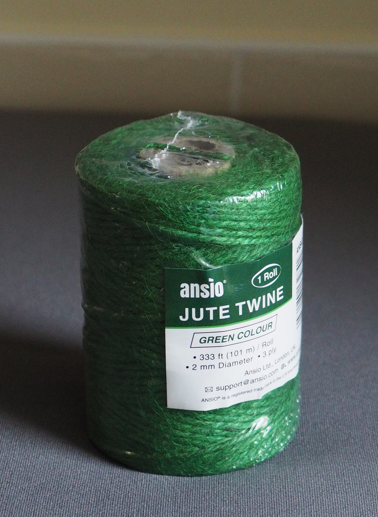 Jute Twine by jon_lip
