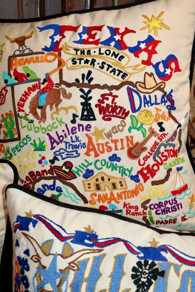 May 27, cushions by momamo