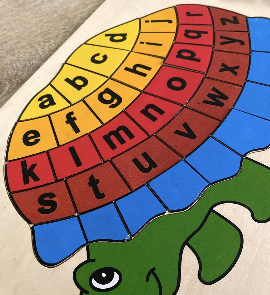 A is for Alphabet by kjarn