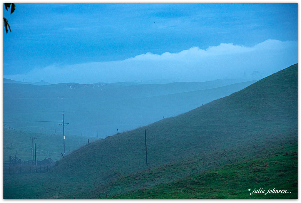 Then the Fog came in... by julzmaioro