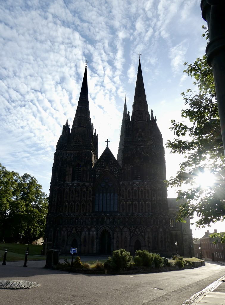 Lichfield Cathedral  by orchid99