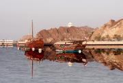 28th May 2020 - Added reflection - Mutrah Corniche