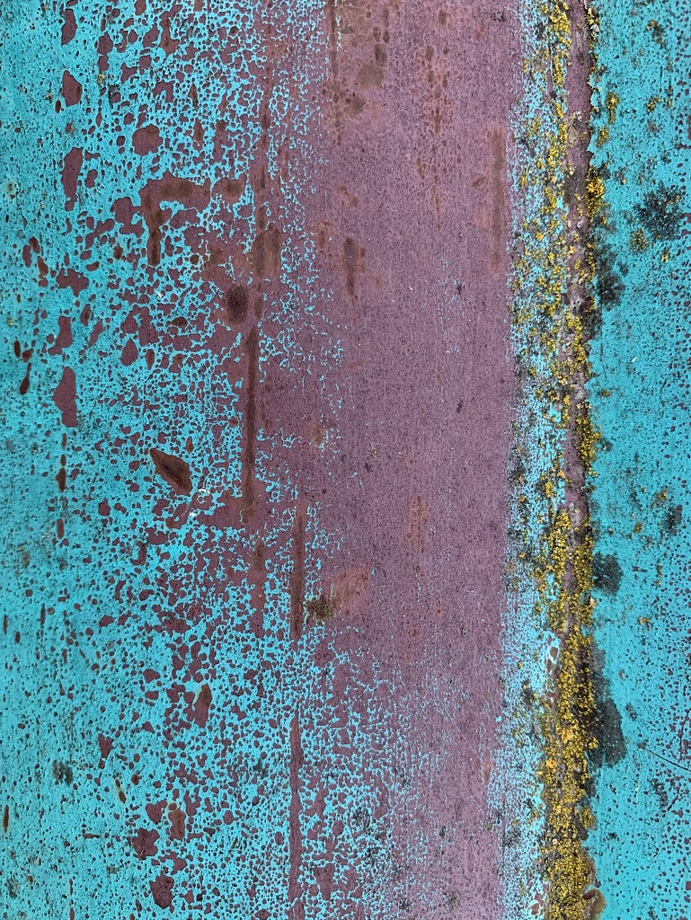 Rusty turquoise by shookchung