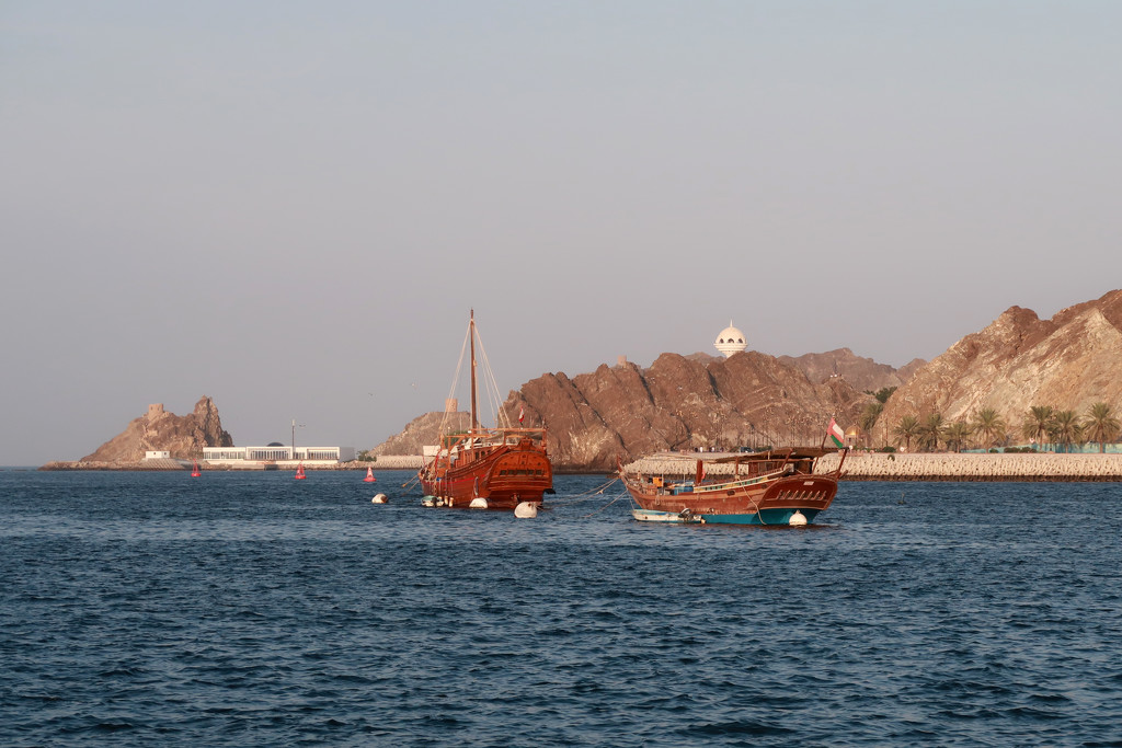 Original - Mutrah Corniche by ingrid01
