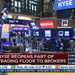 New York Stock Exchange Reopens