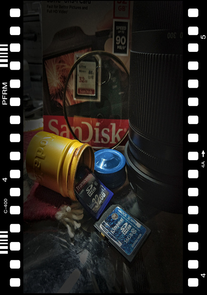 New 'film' by joysabin