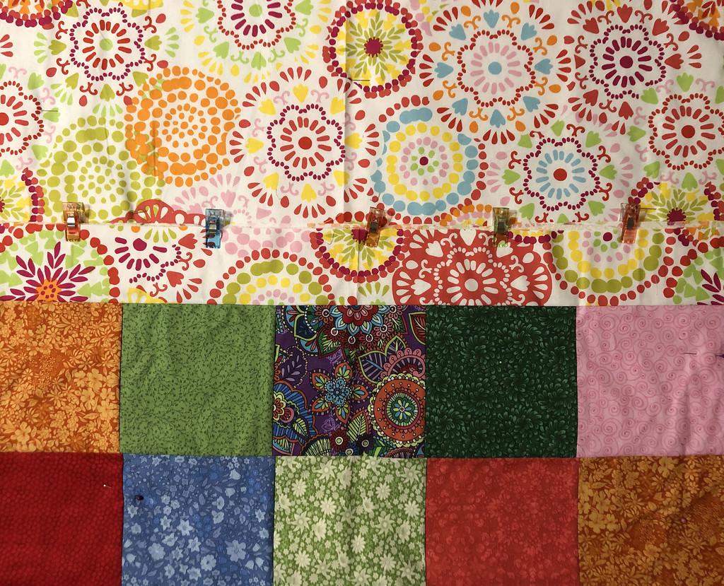Half quilt by homeschoolmom