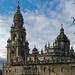 0529 - Cathedral at Santiago de Copmpostela