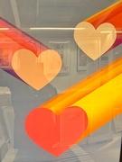 31st May 2020 - Three hearts.