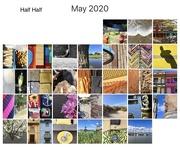 31st May 2020 - Half Half Challenge finished ☺️