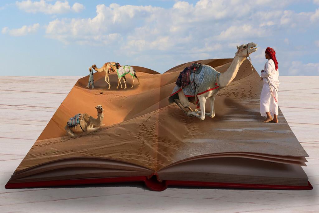 A storybook! by ingrid01