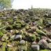 Stone piles
