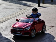 31st May 2020 - Jack is driving his Merc