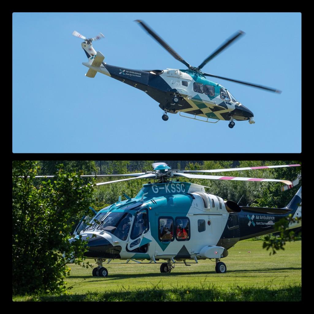 Air Ambulance by 365projectmalh3