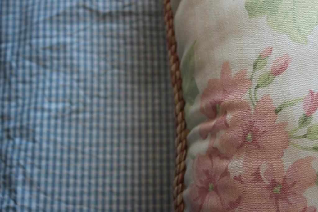 Half seat cushion/half throw pillow by jb030958