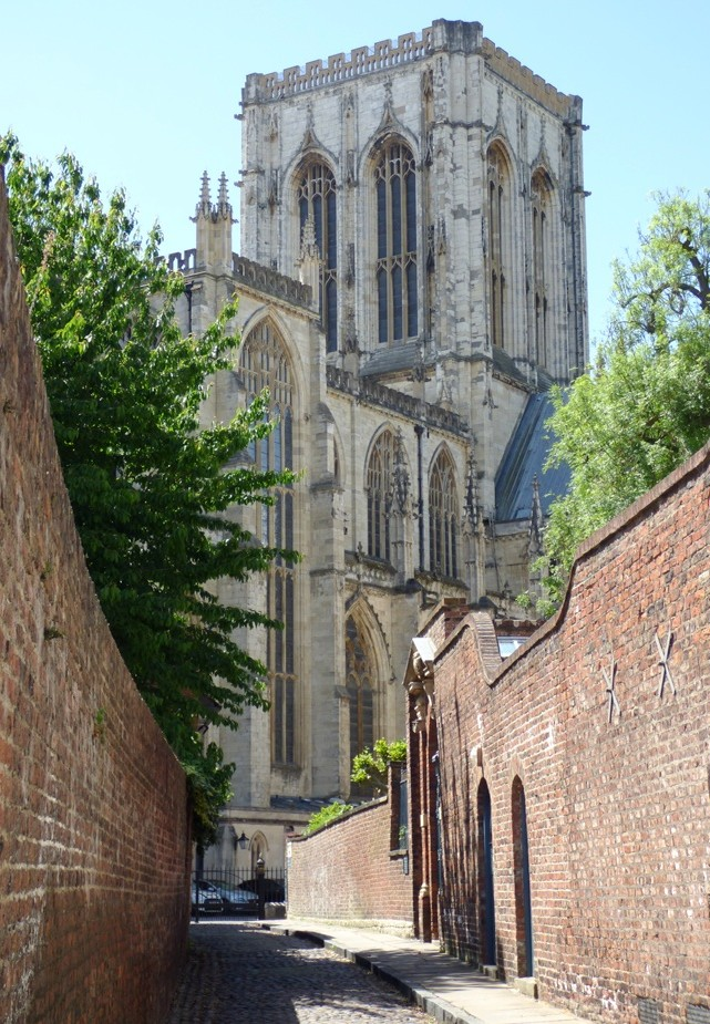 Chapter House Street, York by fishers