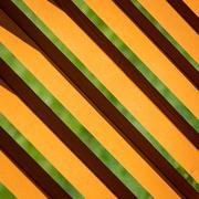 31st May 2020 - Orange Railing