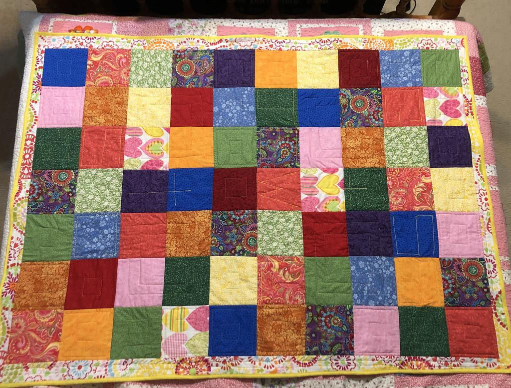 Jewel's Quilt by homeschoolmom