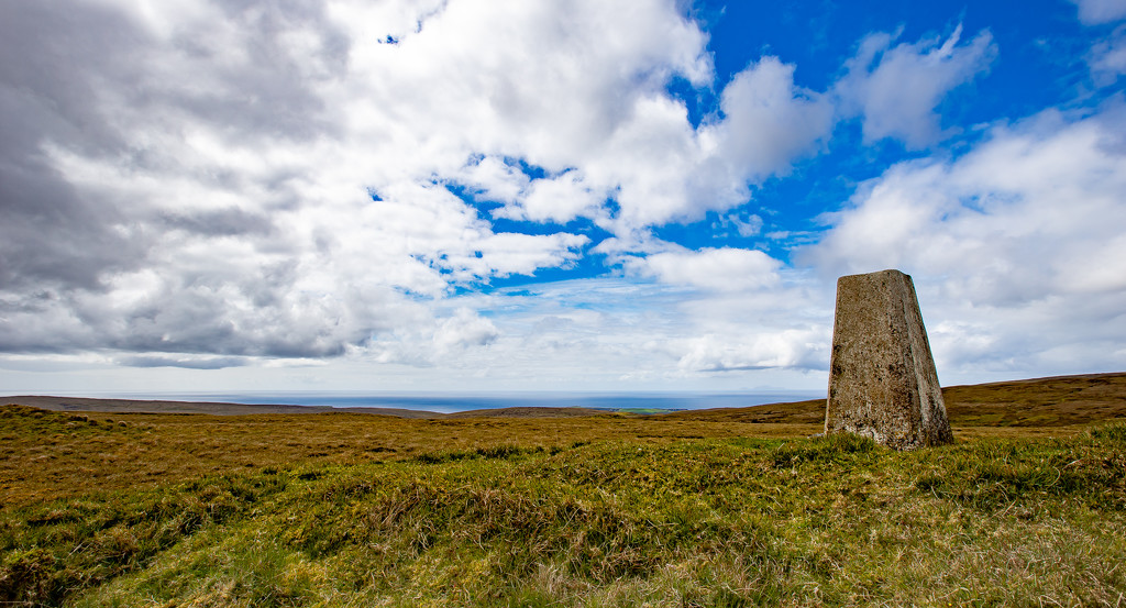 Trig Point by lifeat60degrees