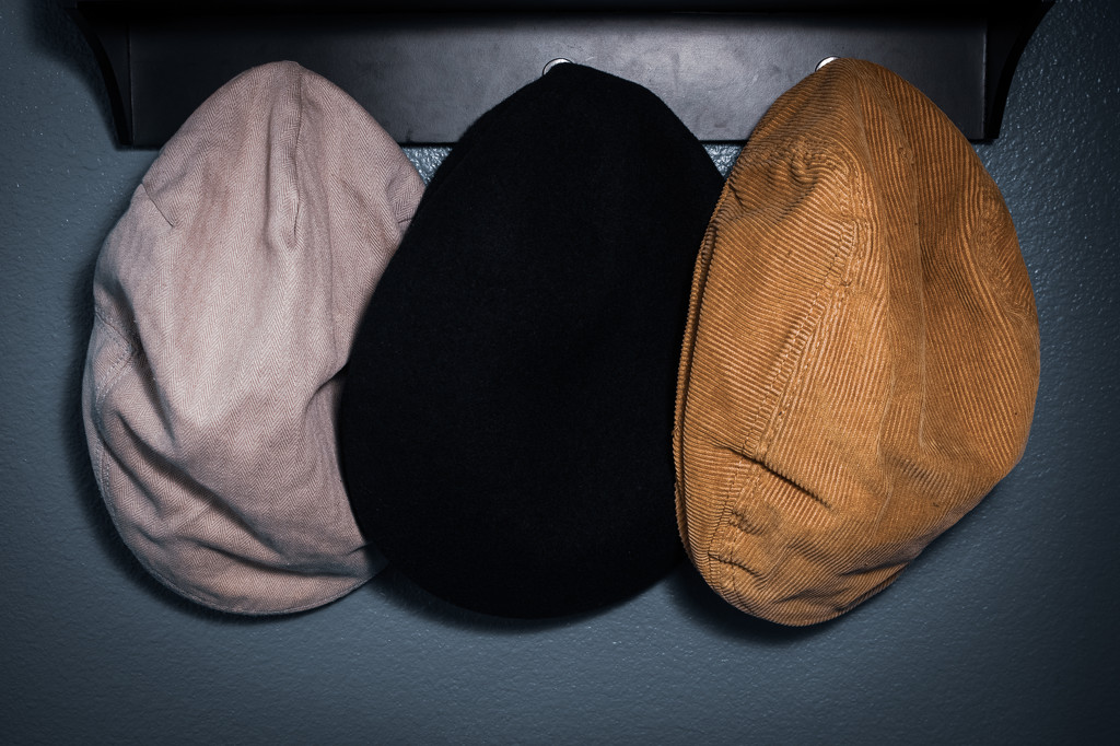 (Day 111) - Flat Caps by cjphoto