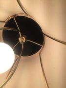 1st Jun 2020 - Lampshade with bulb