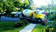 4th Jun 2020 - 25 of these Cement trucks have been going through the village today