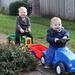 My tractor boys
